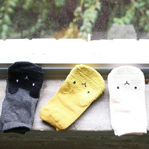 ~hella 媽咪寶貝~韓國 Mini Dressing 嬰幼兒  小童短襪三入組_ PU