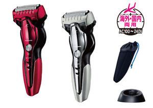 日本原裝國際電壓PanasonicES-ST6Q電動刮鬍刀滑順刀頭電鬍刀水洗全機防水父親節禮物