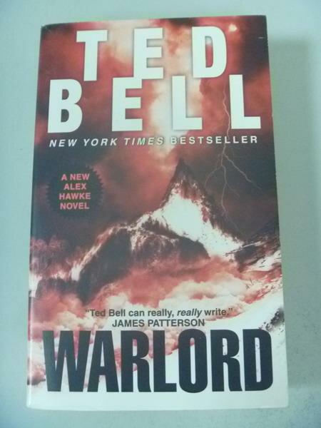 【書寶二手書T6/原文小說_IBH】Warlord_Ted Bell