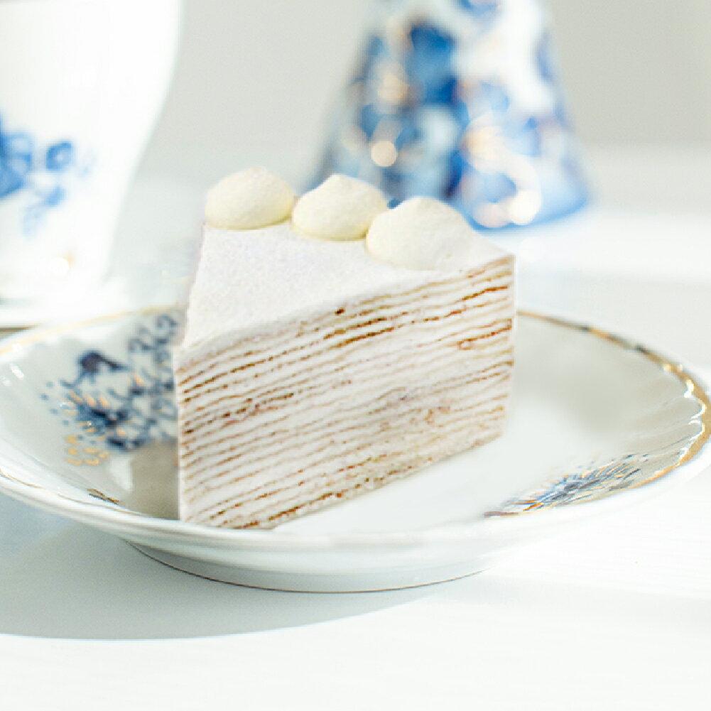 8吋原味生乳千層蛋糕