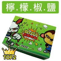 【DoGa香酥脆椒★檸檬椒鹽(全素)】銷售排行榜TOP2★全店499免運