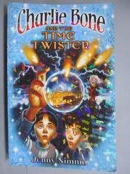 【書寶二手書T7/原文小說_GJF】Charlie Bone and the Time Twister_Jenny Ni