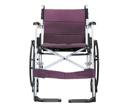 全勝醫療保健快速購:送餐桌板康揚鋁合金手動輪椅(未滅菌)飛揚105