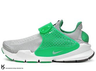 [45%OFF] 2017 NSW 藤原浩 提案設計 重新復刻 NIKE SOCK DART KJCRD 灰綠 慢跑鞋 HTM 襪子 FRAGMENT (819686-004) !