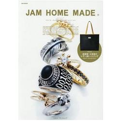JAM HOME MADE 品牌MOOK 2016年秋季號附大容量皮革風托特包