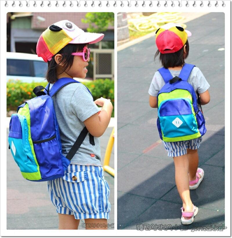 讓小朋友背個背包去尋找ONE PIECE~兒童背包(兩款)*臻ZAKKA小舖*兒童背包