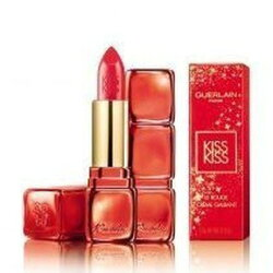 GUERLAIN嬌蘭KissKiss中國新年口紅KissKiss Chinese New Year Lipstick