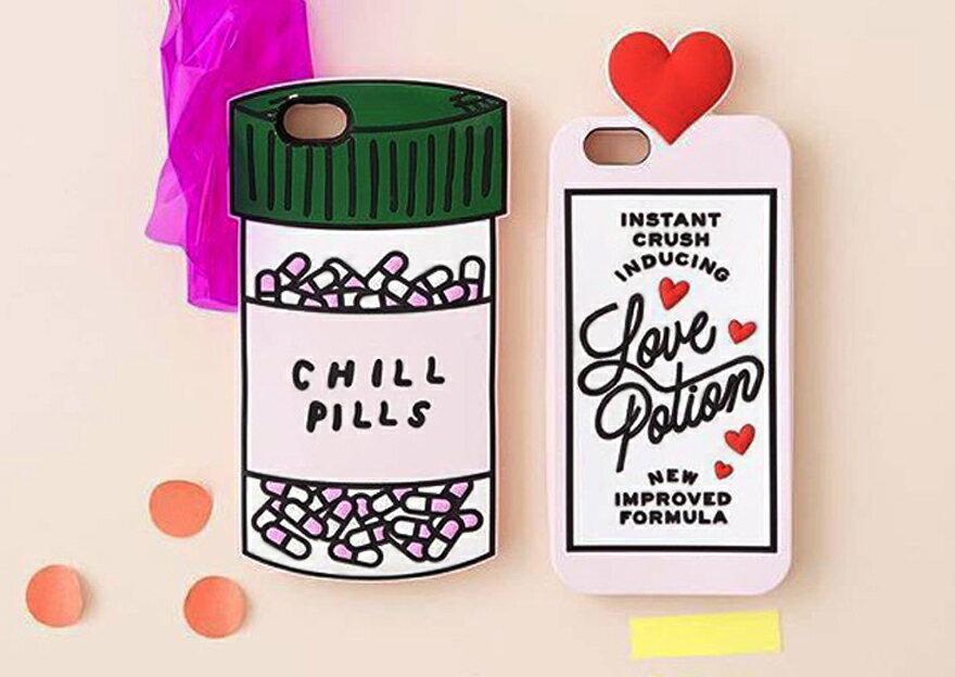 【限時下殺】藥罐子/愛心款手機殼矽膠美味軟殼/iPhone 6/Plus i6/保護後蓋/手機殼 4