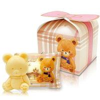 婚禮小物推薦到一定要幸福哦~~英國貝爾-熊熊抗菌皂50g-禮物款, 婚禮小物,送客禮,姐妹禮