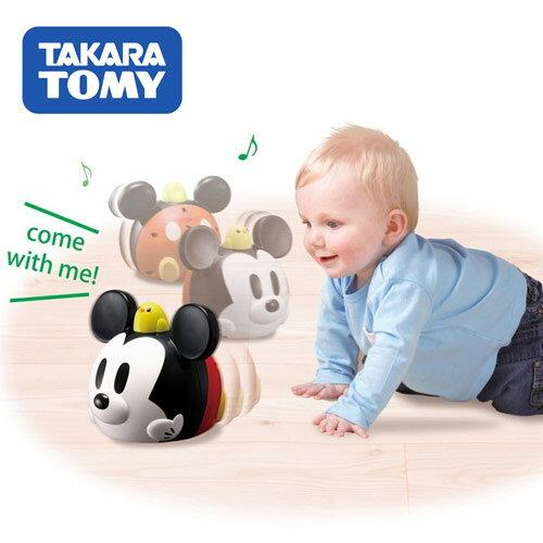 【日本進口正版商品】米奇 Mickey 跟著米奇爬爬樂 幼童玩具 學齡玩具 玩具 迪士尼 Disney - 817802