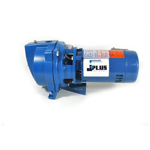 Goulds Xylem J10s 1 Hp Shallow Well Jet Pump 115 230 V Capacitor