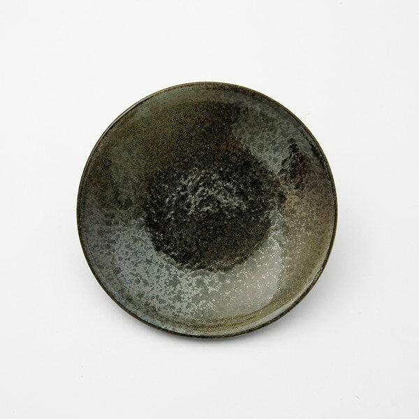 圓盤 12cm 綠吹天目 NITORI宜得利家居 2