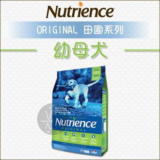 +貓狗樂園+ Nutrience|紐崔斯。田園犬系列。幼母犬。雞肉。2.5kg|$632