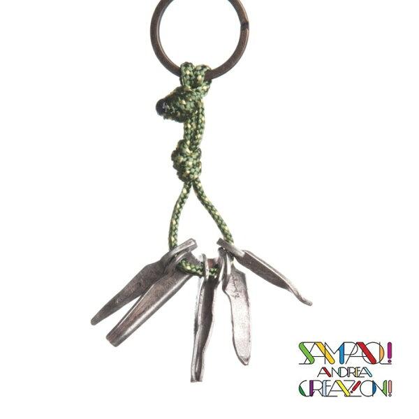 【SAC義大利】青銅掛飾吊飾-岩釘義大利傳統飾品工藝SAC20