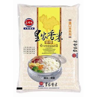 三好米15℃皇家香米3kg【康鄰超市】 0