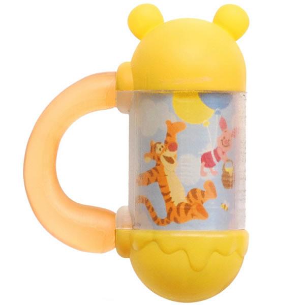 【領券滿額折50】迪士尼嬰兒系列 - Shake Shake玩具-維尼 229元