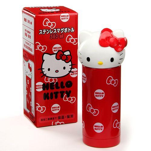【百倉日本舖】Hello Kitty 不鏽鋼保溫杯 保溫瓶