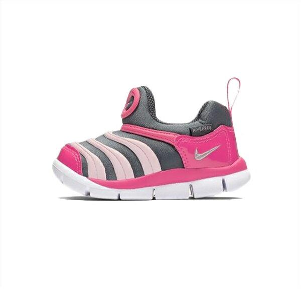 【NIKE】DYNAMO FREE (TD) AP 童鞋 毛毛蟲鞋 運動鞋 小童 -343938019