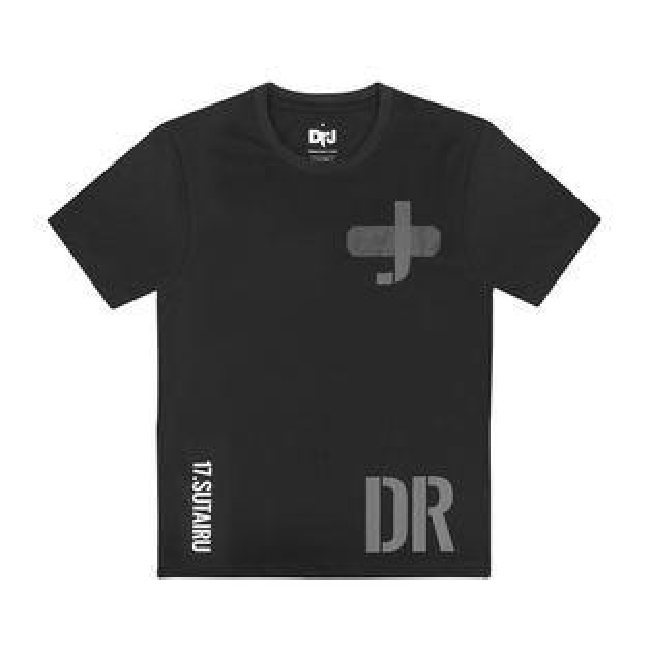 DoctorJ:DrJ_SUTAIRU短T黑色(男女款皆有)