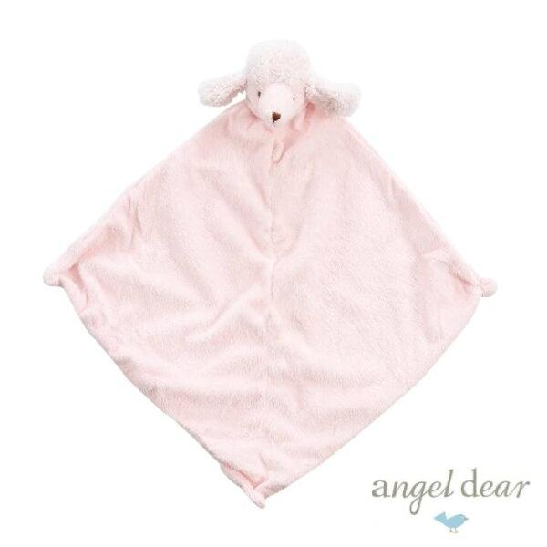 AngelDear動物嬰兒安撫巾貴賓狗『121婦嬰用品館』