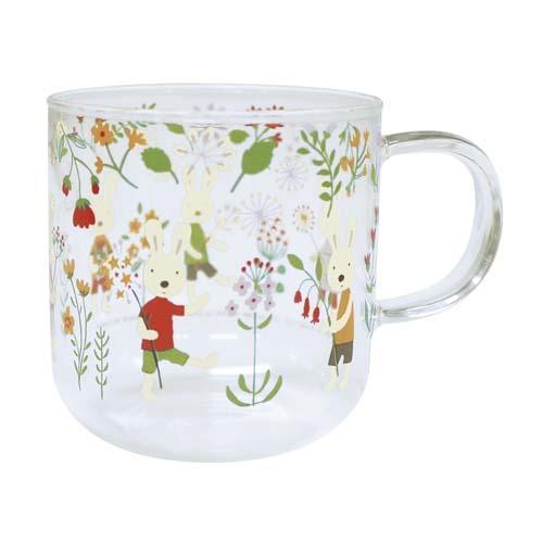 法國兔耐熱杯子706-321
