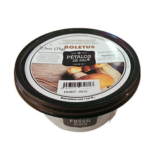 新品!!  西班牙牛肝菌菇湖鹽(150g)