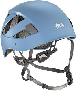Petzl岩盔攀岩溯溪頭盔安全頭盔BOREOA042牛仔藍