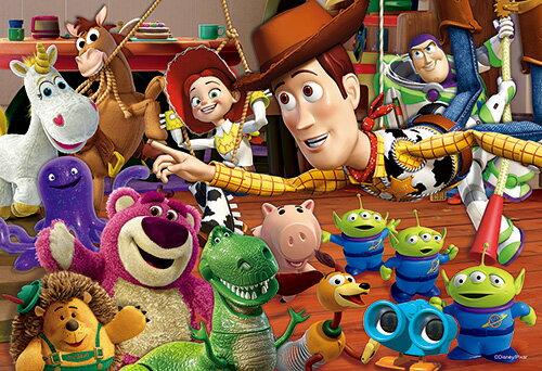 【P2 拼圖】Toy Story 3 玩具總動員3(1)拼圖300片 HPD0300S-058
