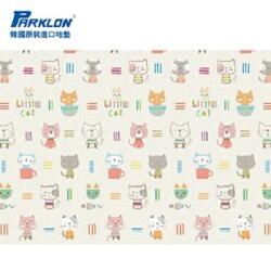 PARKLON 韓國帕龍無毒地墊(單面切邊)-貓咪