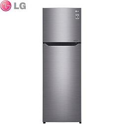 LG 樂金 GN-L307SV 冰箱 253L 直驅變頻 上下門 能源效率第一級 星辰銀