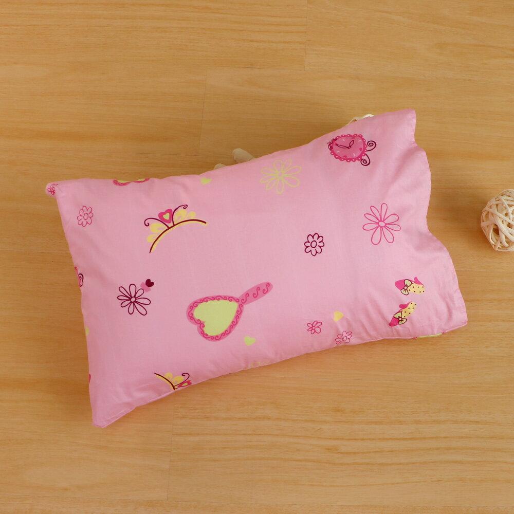 枕頭  兒童枕~防蹣抗菌纖維枕  精梳棉  化妝舞會  美國棉 品牌^~鴻宇^~ 製~18