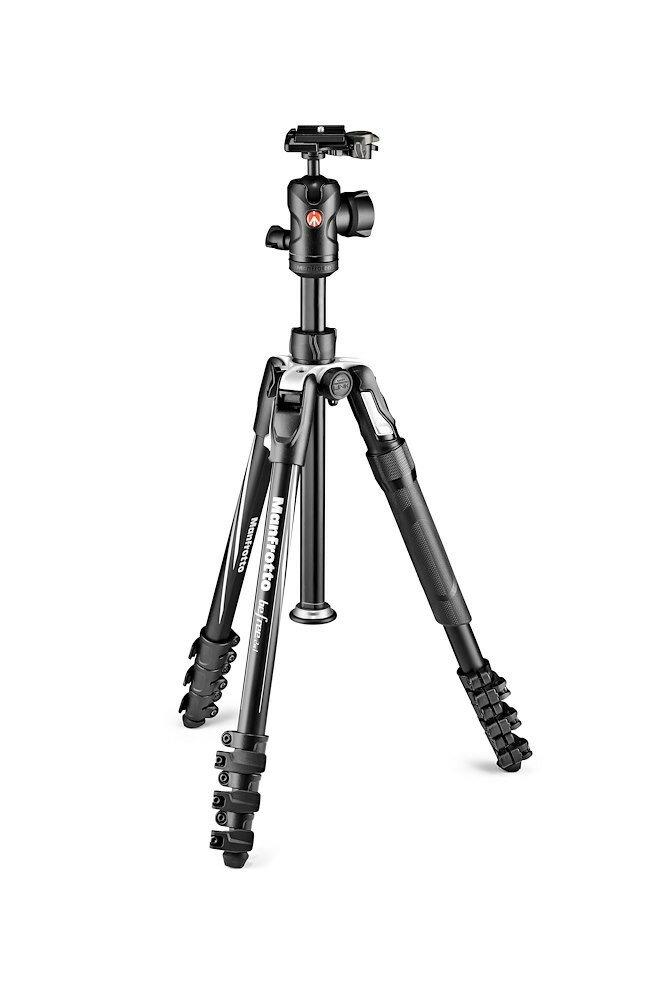 ◎相機專家◎ Manfrotto Befree Advanced 鋁合金三腳架 MKBFRLA4B-BHM 公司貨
