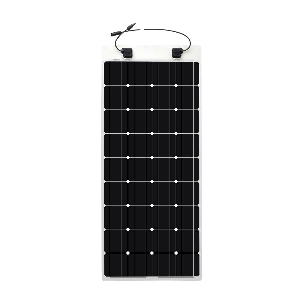 Renogy 100 Watt 12 Volt Flexible Monocrystalline Solar Panel 0