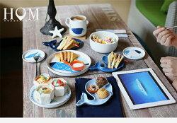 (碗美人生)海底世界創意餐具七件組預購七天