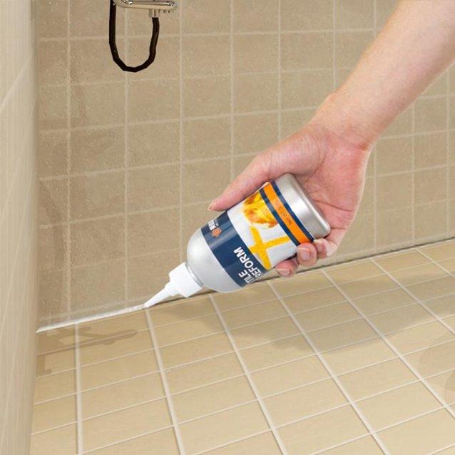 美縫劑瓷磚地磚防水板真膠填縫劑防水防霉勾縫劑 MKS快速出貨 秋冬特惠上新~