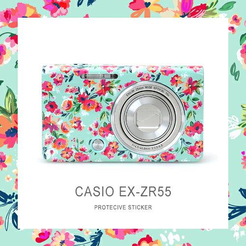 ★買貼膜再送手指環★只要評價★shine away CASIO ZR55 ZR65 貼膜 3M機身貼 貼紙 包膜 保護 6