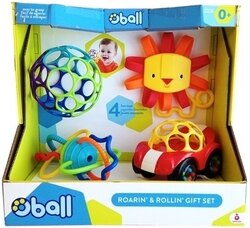 Kids II Oball 洞動球歡樂玩具組
