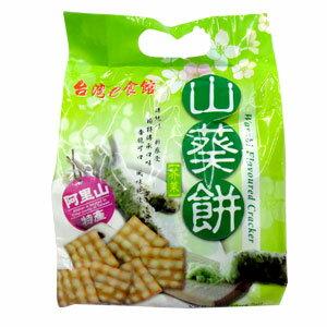 台灣e食館 山葵餅(芥末) 190g