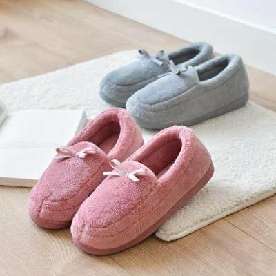 【中包跟棉拖鞋-多規可選-1款組】一家三口棉鞋防滑保暖月子鞋厚底毛拖鞋聚熱保暖-7101005
