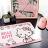 Sanrio三麗鷗  Hello Kitty滿版粉色吸水珪藻土地墊 24款凱蒂貓 0