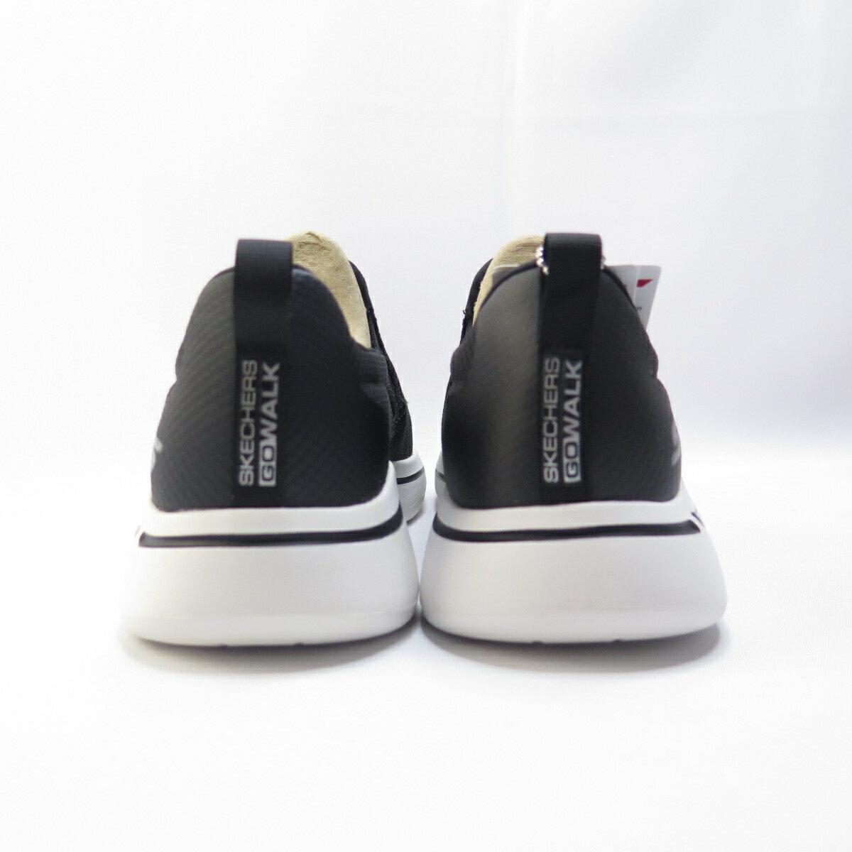 Skechers GO WALK 5 ARCH FIT 健走鞋 216121BLK 男款 黑【iSport愛運動】