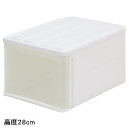 收納盒 CARO53 H28 高度 NITORI宜得利家居