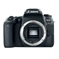 Canon佳能到Canon EOS 77D 單機身 彩虹公司貨 可分期含稅免運