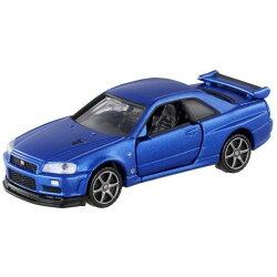 【Fun心玩】PRM11 TM85272 麗嬰 TOMICA PREMIUM 日產 SKYLINE GT-R 多美小汽車