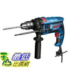 [COSCO代購 如果沒搶到鄭重道歉] BOSCH GSB 16 RE 插電式四分震動電鑽套組 _W106588