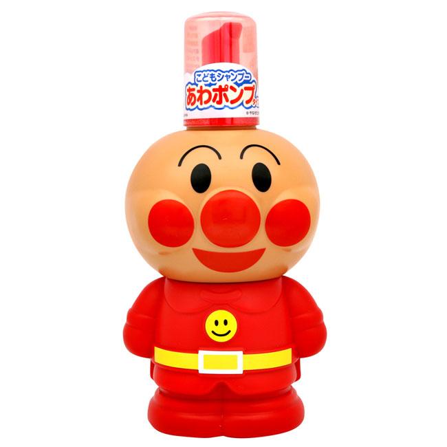 有樂町進口食品 日本進口 BANDAI麵包超人不刺激眼睛兒童泡泡洗髮精 4543112526038 - 限時優惠好康折扣