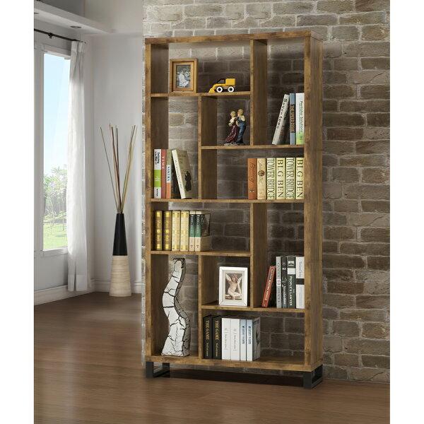 工業風收納櫃DIY組合家具
