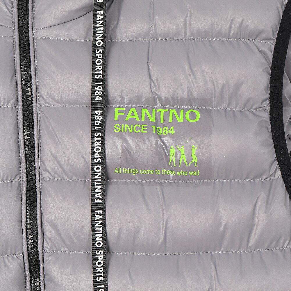 【FANTINO】背心(男)-灰 946317 8