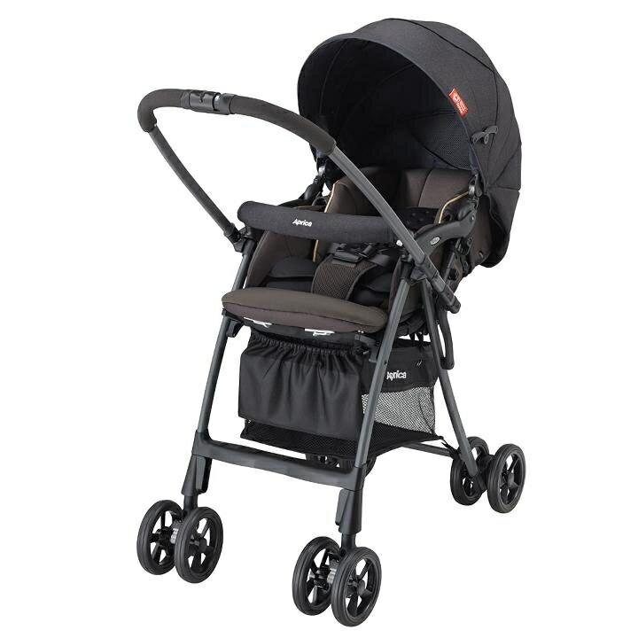 聰明媽咪婦嬰用品 愛普力卡 Aprica Luxuna light CTS 挑高型座椅超輕盈系列嬰幼手推車-慕尼黑