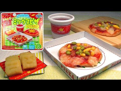 有樂町 新品 日本 食玩佳麗寶 Kracie 快樂廚房手作披薩(30g) 4901551354863 2